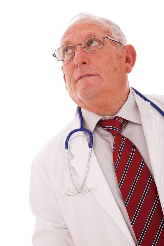 Ledende læge