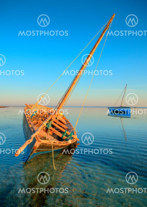 dream vacation island dhow boat