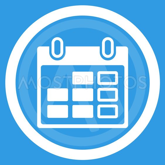 Appointment Week Icon