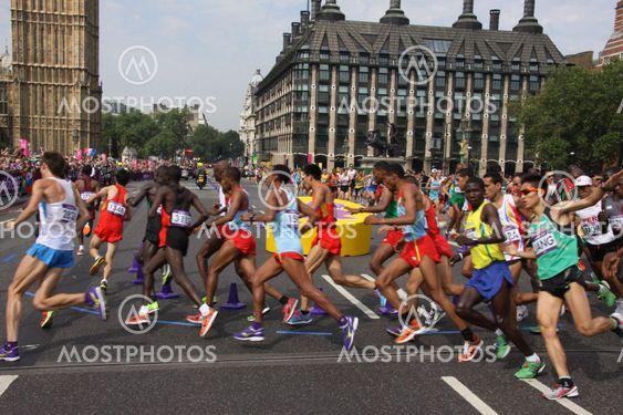 Olympic Marathon 2012
