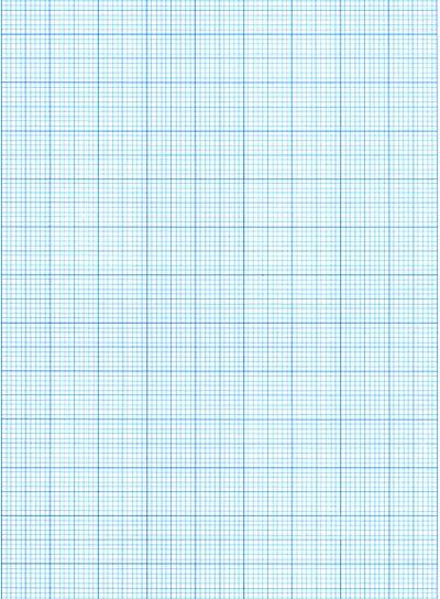 High resolution blue graph paper.