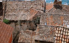 Roofs in Croatsia