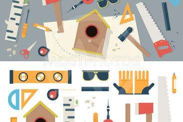Tools for handmade things