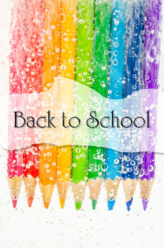Back to school.