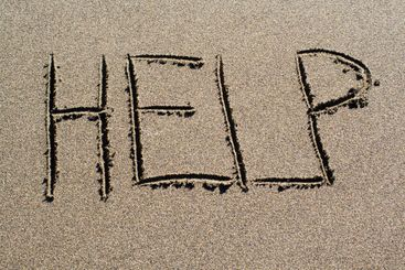 Help in sand