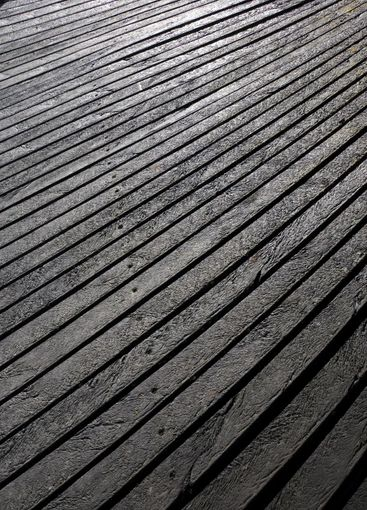 Weathered Wood Effect Textured Planks