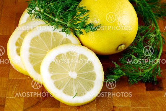 Lemons and Dill