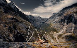 Trollstigen, Norge