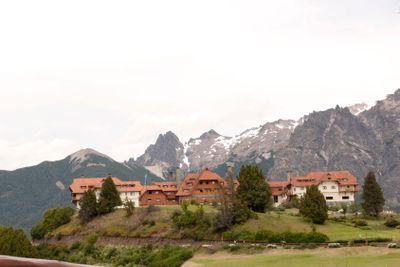 "Hotel ""Llao Llao"", Bariloche, Argentina"