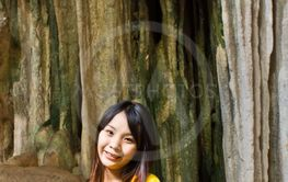 Yim Siam Thai Girl In Cave 2