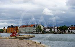 Svensk sommar i Karlskrona