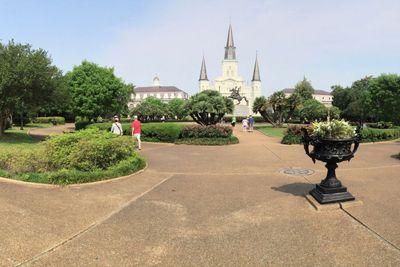 New Orleans, landmarks
