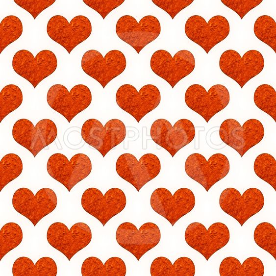Pattern from heart
