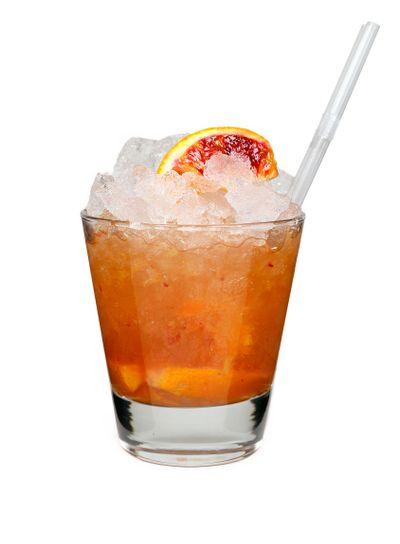 Blood orange drink