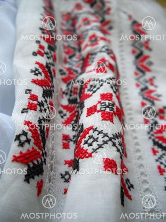 Ukrainsk folkemusik-Vyshyvanka