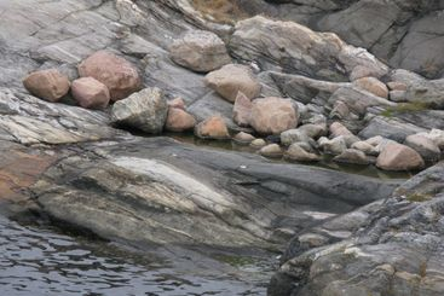 Klippor i Bohuslän