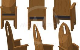 Cathedra Church Chairs