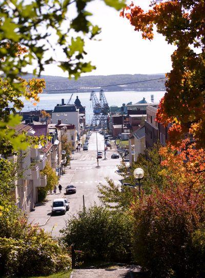 Lasarettsgatan - Örnsköldsvik