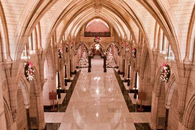Christmas Honour Hall