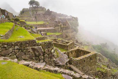 Machu Picchu, Cusco, Peru.