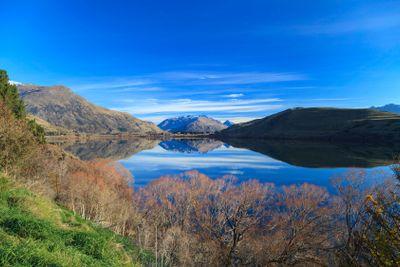 Lake Hayes, Otago, New Zealand.
