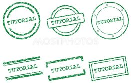 Tutorial stamps
