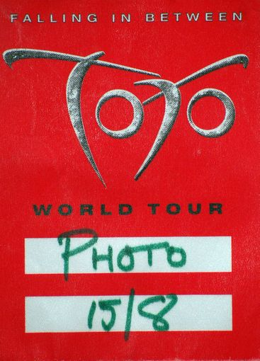 My Photo Pass for Toto