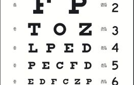 Desklamps Pack Eye Chart