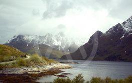 På väg mot Nordkap