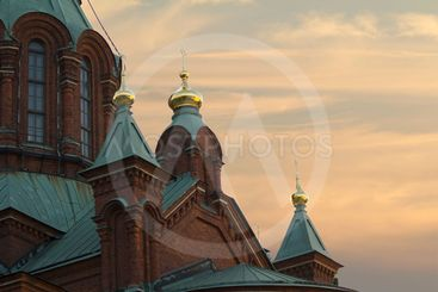 Uspenski Cathedral I
