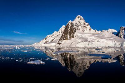 antarctica mirror