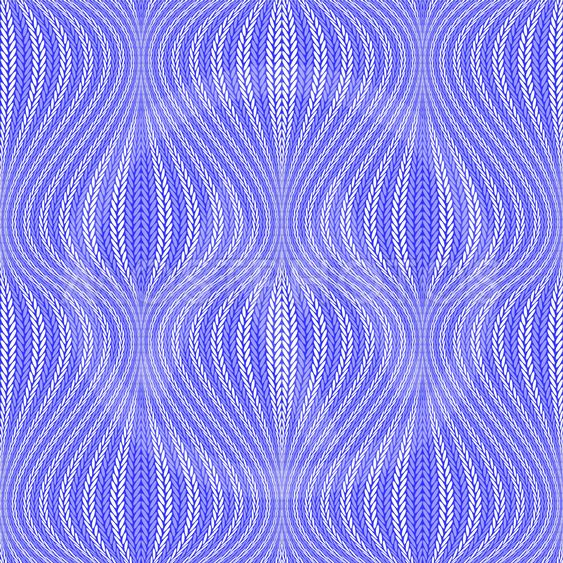 Design colorful seamless wavy pattern. Abstract warped...