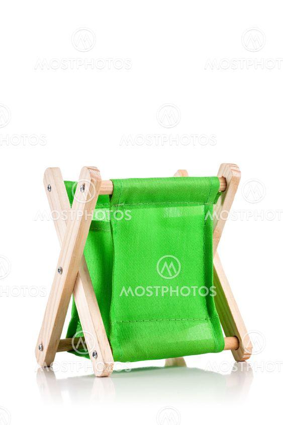green holder