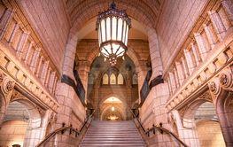 Senate Entrance