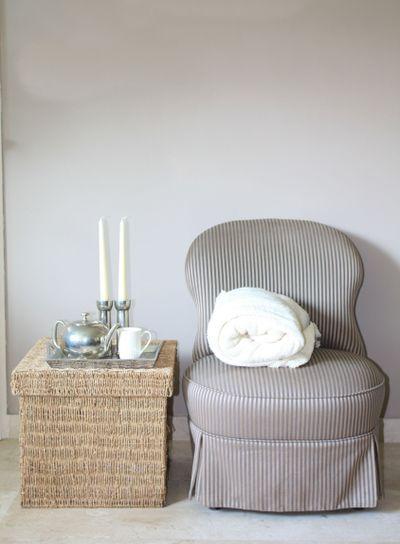Interior design: Classic Biedermeier chair