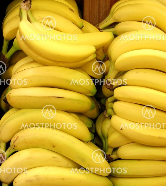 Stacks of Bananas