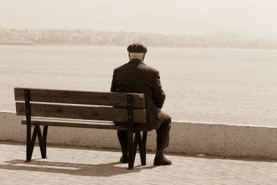 declining years men