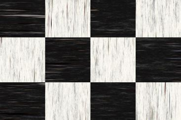 ugly checkered flooring