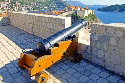 St. Lawrence Fortress, Dubrovnik, Croatia