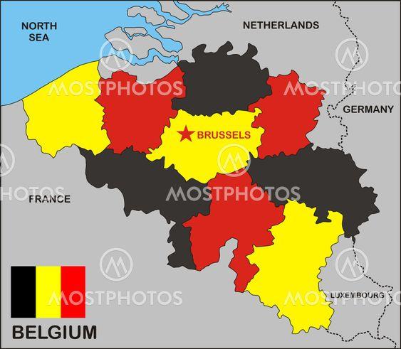 Tudor Antonel Adrian N Kuva Belgian Kartta Mostphotos