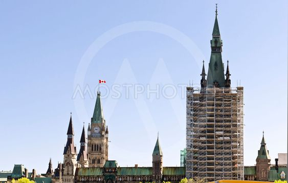 West Block Construction