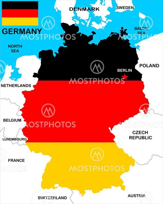 Saksan Kartta Jpg