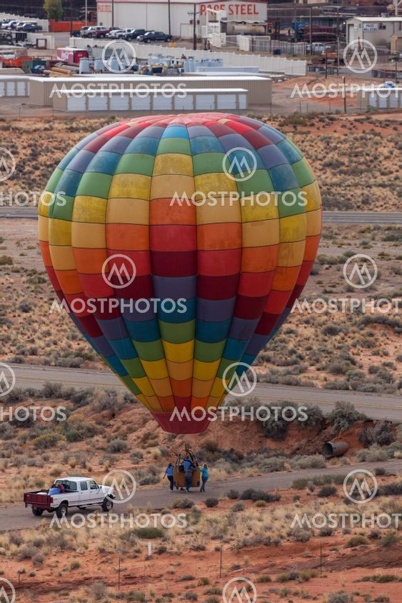 Lake Powell Balloon Regatta 2014
