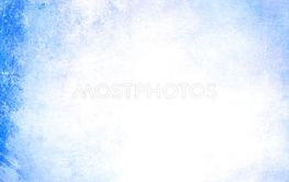 Abstract blue blank background