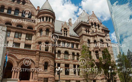 Rådhuset i Toronto, Canada