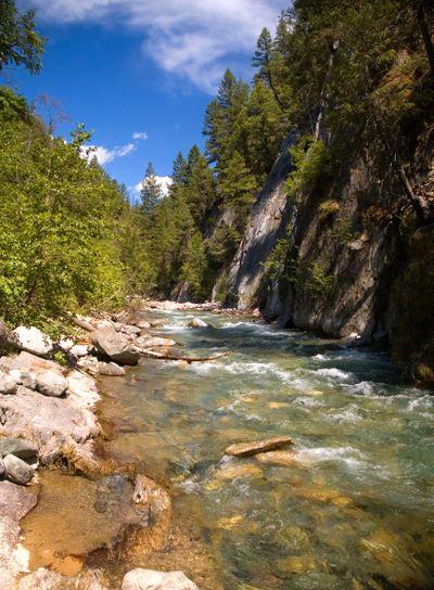 Wild Horse Creek