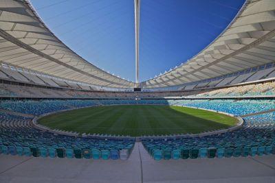 Moses Mabhida Stadium Fifa Football Seating Area and...