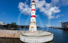 Lighthouse in Malmo