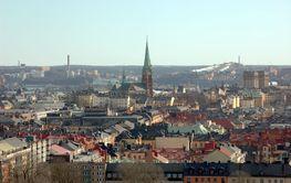 Stockholmstak