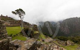 Machu Picchu , Peru,